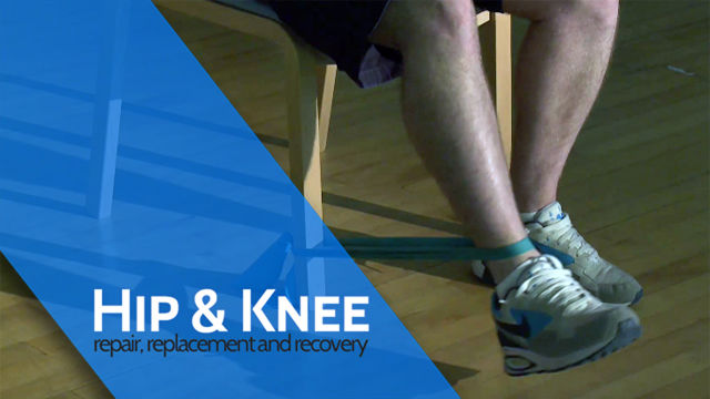 Knee Extension with Band